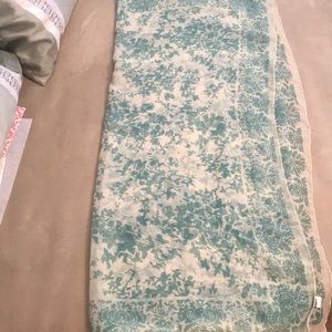 Extra large scarf from India